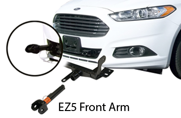 EZ5 Mounting Bracket for Towing